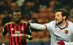 AC Milan Ditahan Imbang AS Roma2-2 | BDbola.com