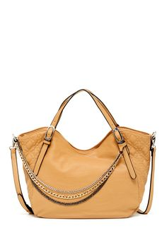 Chain Satchel  by Big Buddha on @nordstrom_rack