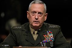 The US defense secretary has openly contradicted President Donald Trump's position on the Iran nuclear deal. James Mattis made the remarks while testifying b. General James Mattis, Jim Mattis, Shiga, Terminal Lance, Military Humor, Military Life, Dog Shirt, Marine Corps, Marines