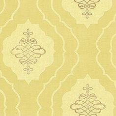 Cosmopolitan #wallpaper in #celadon from the Chelsea collection. #Thibaut