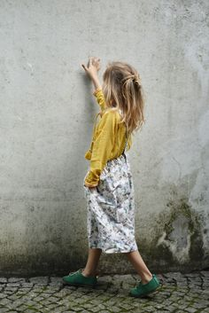 kids street fashion #louisemisha #yellowpelota #greenberrykids #ladnebebe