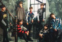 [PICS] #BTS for Japanese magazine 'Seventeen' #방탄소년단
