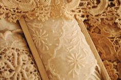 Faith, Grace, and Crafts: Pearls and Lace Thursday #110 Lace, Lovely Lace!