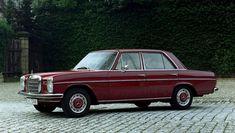 Mercedes Benz W115 - 1973