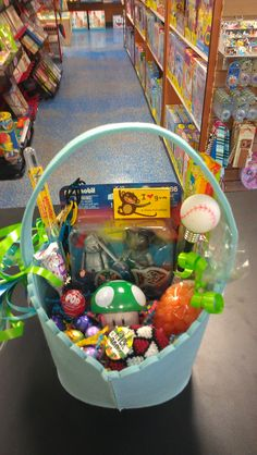 Easter basket for boys holiday crafts gifts and treats pinterest easter basket for boys holiday crafts gifts and treats pinterest boys kind of and brown negle Image collections