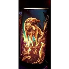 Fantasy Lamps – Cowes Town Central White Unicorn, Magical Forest, China Mugs, Cool Artwork, Making Out, Serenity, Something To Do, Lamps, Moose Art