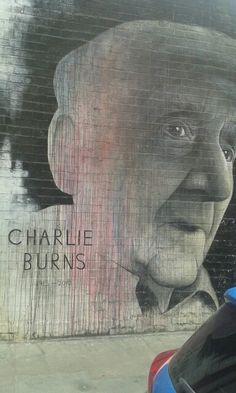 je suis Charlie burns