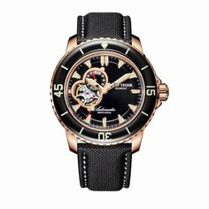 Reef Tiger/RT Super Luminous Automatic Sport Watch for Men Stainless Steel Dive Watches with Date RGA3039