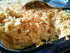 Cheesy Chicken Casserole (A Pinterest Find) | Lucy Jane's Best