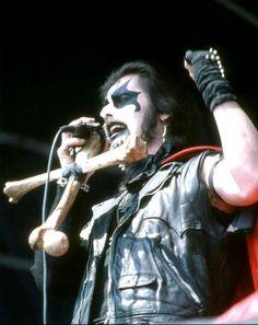 Mercyful Fate, King Diamond, Mount Fuji, Heavy Metal Bands, Hard Rock, Rock N Roll, Good Music, Concert, Heaven