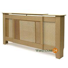 Warehouse24 Heizungsabdeckung (MDF, unlackiert, Rautengitter, verstellbar) WAREHOUSE24 http://www.amazon.de/dp/B000QUARRA/ref=cm_sw_r_pi_dp_6uqRvb1YS6GVS