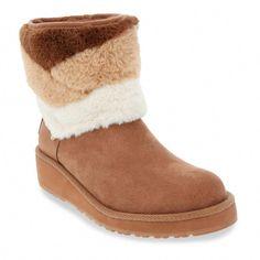 London Fog Cozy Women's Winter Boots, Size: 10, Brown #AustralianSheepskinBoots