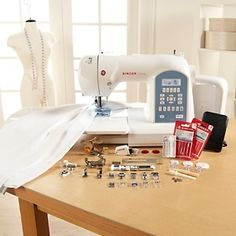 Singer® Curvy Computerized Sewing Machine at HSN.com.
