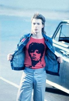 Sid Vicious going to see Bowie