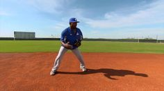 Basic Second Base Footwork - Middle Infield Series by IMG Academy Baseba...