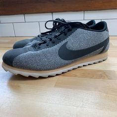 new product 3f9aa dcb0a Nike Shoes   Nike Cortez Ultra   Color  Black Gray   Size  8.5