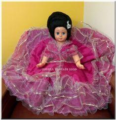 Girls Dresses, Flower Girl Dresses, Dolls For Sale, Vintage Dolls, Doll Toys, Tulle, Memories, Wedding Dresses, Skirts