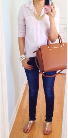 Pink and Gold with Michael Kors Luggage Selma