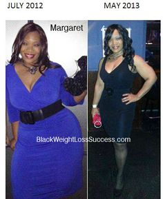 Margaret lost 80 pounds and is now training to compete in a physique competition later this year. | Black Weight Loss Success