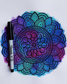 """ hoy son errores mañana seràn experiencias. ""  _ _ _ _ #paulazart #oliipurple #mandala #mandalas #anamandalas #ccuellar #sheina_art #zentangle #zentangleart #arte #art #arteconvale #fondo #dibujo #dibujos #sharpie #pauzentangle #color #joseedrawings #dibujandoconmfmv #dianainspira #artecongriss #cecyliart #arteconmelanie #zentinspire #ladyart1128 #acuarela Mandalas Painting, Mandalas Drawing, Mandala Artwork, Zentangles, Mandala Doodle, Mandala Art Lesson, Doodle Art, Wallpaper Indian, Dibujos Zentangle Art"