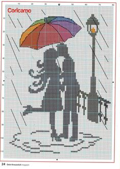 Designing Your Own Cross Stitch Embroidery Patterns - Embroidery Patterns Wedding Cross Stitch, Cross Stitch Love, Cross Stitch Charts, Cross Stitch Designs, Cross Stitch Patterns, Cross Stitching, Cross Stitch Embroidery, Embroidery Patterns, Cross Stitch Silhouette