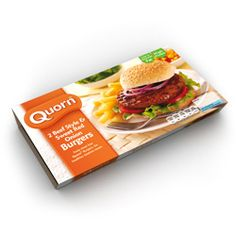 Slimming World - Free Quorn beef style burgers
