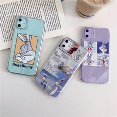 Bugs Bunny transparent Case for iPhone - capinha para celular - Iphone 7, Iphone Deals, Coque Iphone, Iphone Phone Cases, Iphone Case Covers, Apple Iphone, Free Iphone, Iphone Login, Iphone Headset