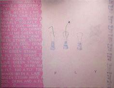 Anjum Singh, FLY, Oil on canvas, 2002