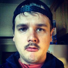 Twitter / james8787: @NHL day 15 of movember ...