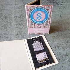 sajou hand sewing needles
