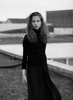 30 Best Maria Choińska images | Blue hair, Model, Hair