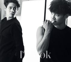 2014.05, 1st Look, Vol. 67, BEAST, Yoseob, Kikwang