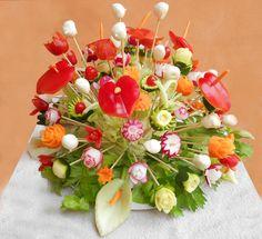 Pinzimonio di fiori
