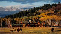 The Home Ranch - Clark, Colorado - Luxury Resort Colorado Ranch, My Dream Home, Dream Homes, Elk River, Horse Ranch, Ranch Life, Horse Farms, Horse Photography, The Ranch