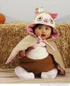 LOL baby owl costume