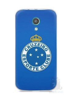 Capa Moto G2 Time Cruzeiro #1
