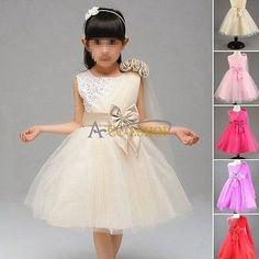NWT-FANCY-COMMUNION-BRIDESMAID-PAGEANT-BIRTHDAY-WEDDING-PARTY-FLOWER-GIRL-DRESS