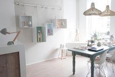 Ellens album: Pastel living