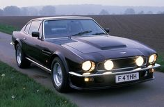 1989 Aston Martin V8 Vantage