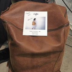 588eb5866f4 Brown Leather Backpack Women Travel Bag School Bag Honey | Etsy Rugzak Tas,  Reisrugzak,