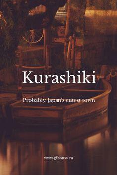 #Kurashiki, probably #Japan's cutest town