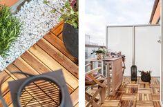 30 фото-идей балкона для отдыха