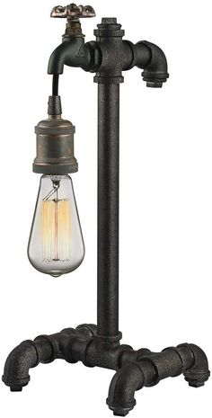 Industrial pipe light #ad