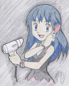 Pokemon DP - Hikari Coulored