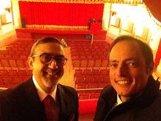 Dietro le quinte del teatro, attraverso le parole del direttore artistico del Trifilietti, Giuseppe Pollicina, di come lo stesso luogo è casa e tempio