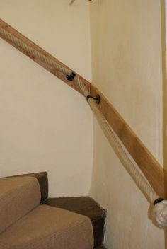 Best Rope Banister Customer Photos Rope And Splice Your 400 x 300