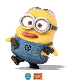 Cute little minion