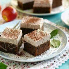 Meggyes mákos kocka Izu, Tiramisu, Ethnic Recipes, Food, Essen, Meals, Tiramisu Cake, Yemek, Eten