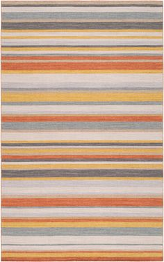 Calvin CLV1034 Rug from the Striped Rugs collection at Modern Area Rugs