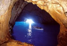 Grotta Azzurra,Capri,Italy